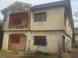 Two unit of three bedroom apartment at igando