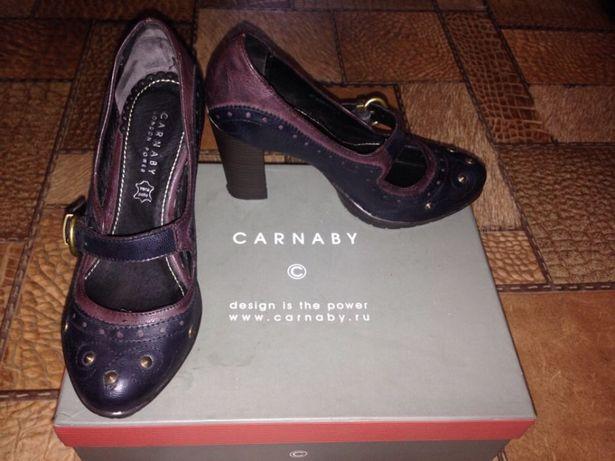 c95eede8f Кожаные туфли Carnaby Chester: 450 грн. - Женская обувь Николаев на Olx