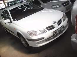 2003 Nissan Almera For Sale