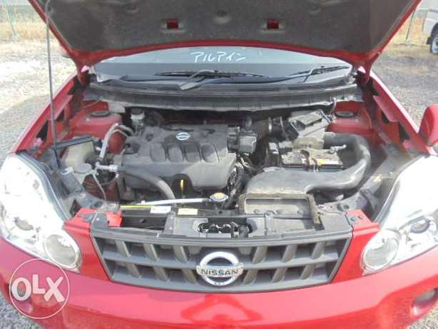 NISSAN / X-TRAIL CHASSIS # NT31-038 year 2009 Hurlingham - image 3