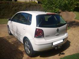 2006 VW Polo 1.9 TDI Hatchback in White