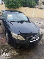 Clean foreign use Lexus ES350. 2007/2008