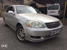 Toyota Mark II For Quick Sale Asking Price 570,000/= o.n.o