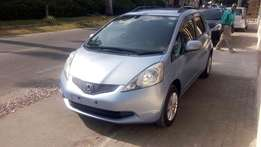 Honda Fit, 2010, 1300cc, D/lights, R/Rails, A/Rims, W/Mirror