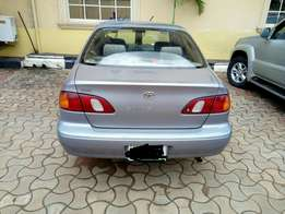 Super sound Toyota corolla LE for sale - A.c chilling, first body