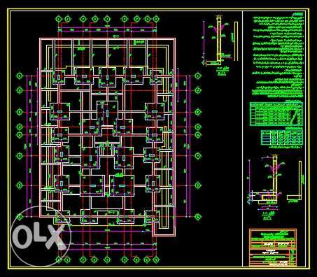 Autocad drawing and construction consult%