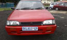 Selling ma Ford Laser