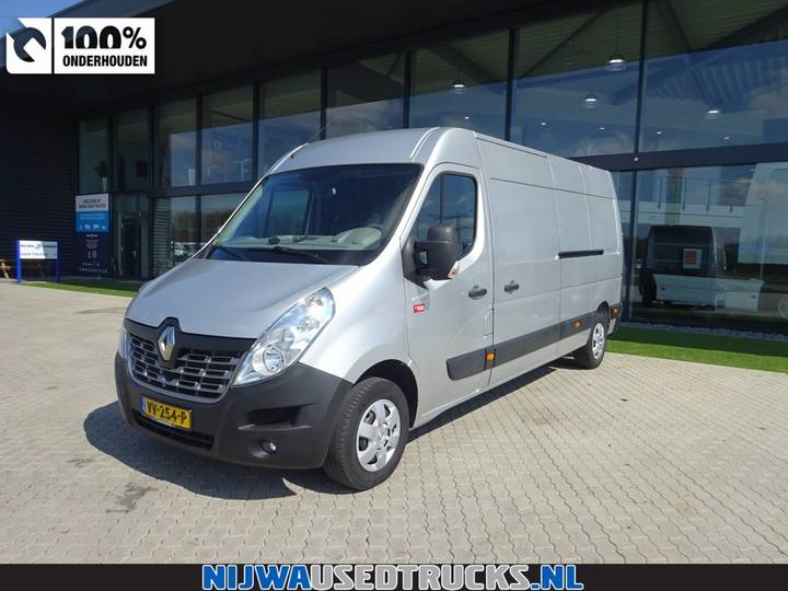Renault Master T35 125 L3H2 Trekhaak + Camera - 2016