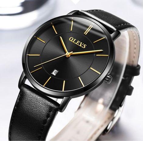 98c50edd3ad9 OLEVS Ультратонкие мужсике часы с датой. Кварцевые.: 550 грн ...
