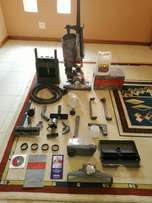 Kirby Sentria vacuum cleaner with all accessories.