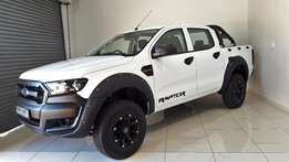 2017 Ford Ranger 2.2 TDCi Double Cab Base* RAPTOR KIT*