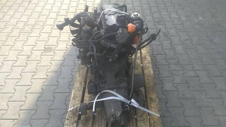 Volkswagen Passat 1.9 AWX ASZ AVF engine for  Silnik Passat 1.9 AWX ASZ - image 8
