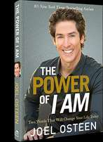 Joel Osteen- The Power of I Am 2 Words That Will Change ua Life Today