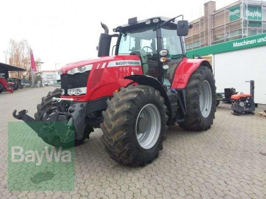 Massey Ferguson mf 7718 dyna-6 efficient - 2016