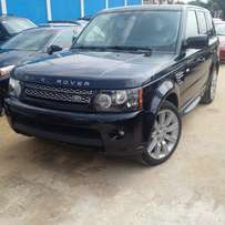Tokunbo 2012 Range Rover Sport Supercharged