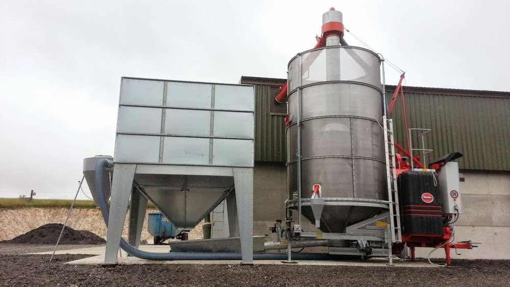 Master Wet Grain Bins - 2019 for sale | Tradus