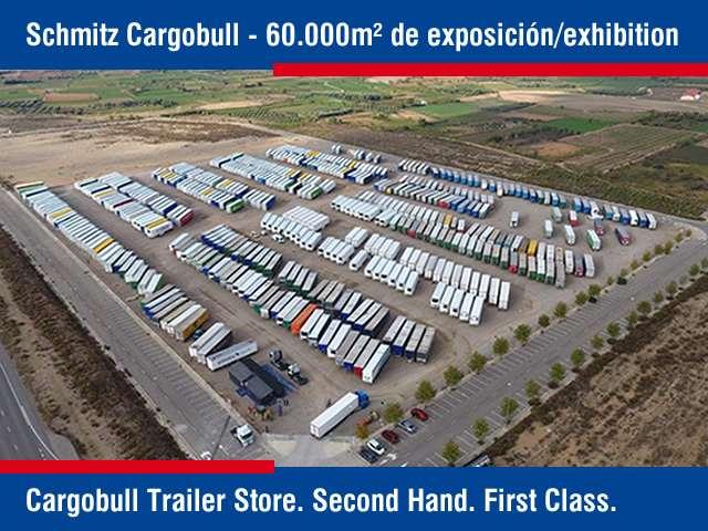 Schmitz Cargobull Semiremolque Lona Mega Trampilla de carga - 2013 - image 12