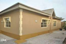Tastefully built bungalow for sale off adefemi road,ipaja,lagos