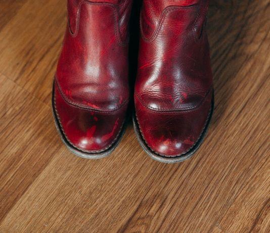 Жіночі чоботи шкіряні  Женские ботинки кожанные демо Тернопіль - зображення  4 5aa6a74e57f37