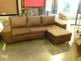 L shape couch Limited stock