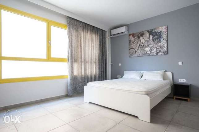 Studio in Metaxourgio, Athens, Greece اليونان -  5