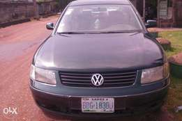 Very Neat, First Body Volkswagen Passat with 4 Plugs for just N599K