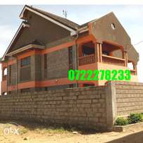 4 br family house for sale at ruiru