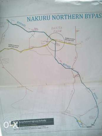 For quick sale plots in kahawa Upendo area 5kms interior from Bahati Nakuru East - image 8