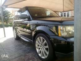 Clean 2008 Range Rover for sale