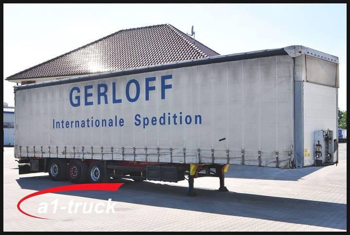 Schmitz Cargobull S01 Mega Varios, Code XL, - 2009