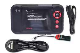 Launch Creader VII+ OBD engine diagnosis tool.