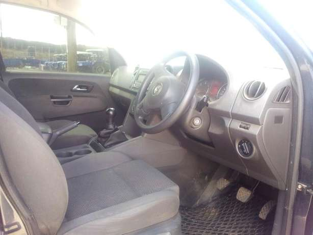 A corporate well maintained Volkwagen Amarok, Double Cabin Pick up Westlands - image 3