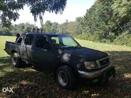 Nissan hardbody double cab diesel sale or swap