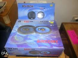 Radio speakers for sale
