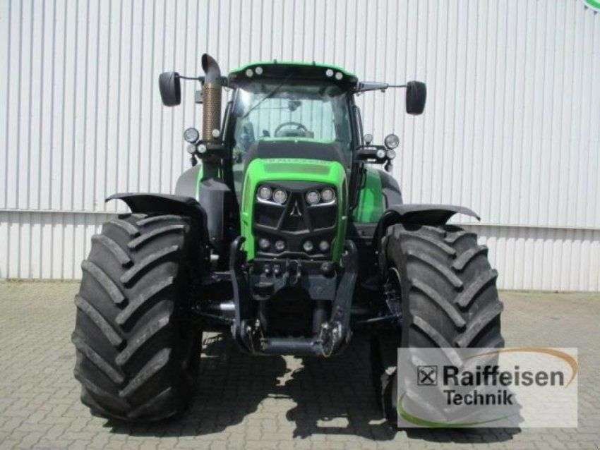 Deutz-fahr 7250 ttv warrior - 2015 - image 3
