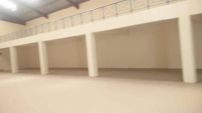 Industrial/Warehouse Property For Lease Westlands - image 1
