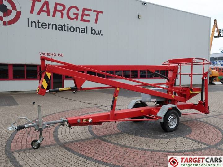 Sky High 1200 Besto BB1200 Towable Boom Work Lift 1200cm - 1999