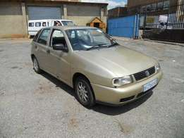 2002 VW POLO PLAYA 1.6S for sale R25,000