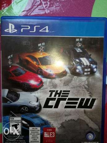 The crew ps4 for sale