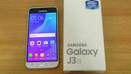 SamsungGalaxy J3(2016). Original, Brand New. Free Delivery. Ksh 16999.