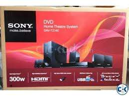 sony hometheatre tz 140 300watts
