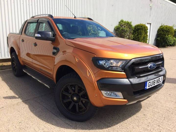 Ford Ranger - 2018