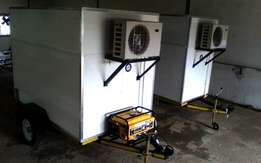 mobile refrigerated trailers for sales