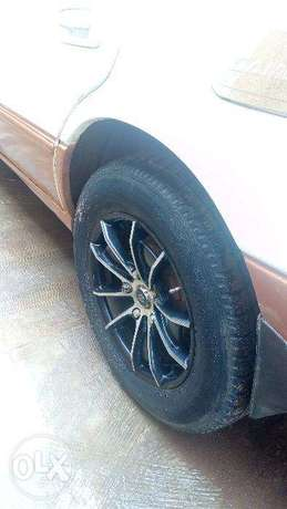 Clean and Neat Toyota Camry Tiny light(Leather seat interior) for sale Abule-Egba - image 5