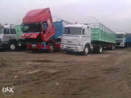Hire Trucks/Trailer at good rate with Trusted Company