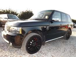 landrover range rover vogue 3.6l v8 2010 new model, finance offered
