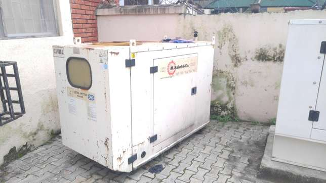Old 13.5kva soundproof generator Central Business District - image 1