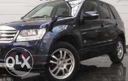 2008 Suzuki Escudo accident free in excellent condition