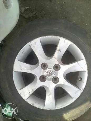 original japan rims Ruaka - image 2