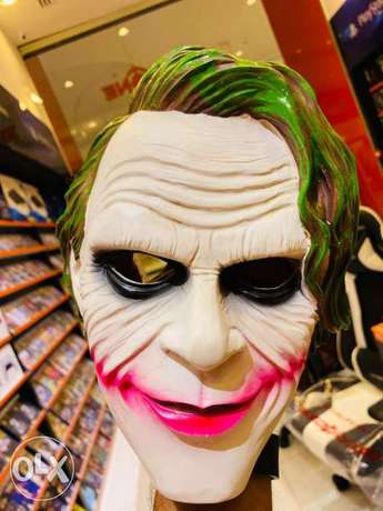 gaming masks available in gamer zone all branches